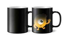 7741ba9db162 Εκτύπωση σε μαύρη κούπα που αλλάζει χρώμα